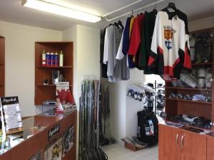 Bazar hokejového zboží
