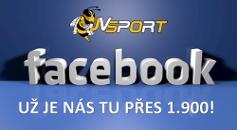 1900 fans na FB