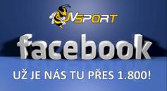 1800 fans na FB