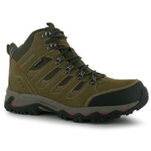 Pánské boty Karrimor Mount Mid - Zelené