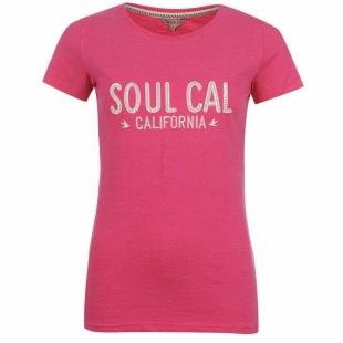 Dámské triko SOULCAL