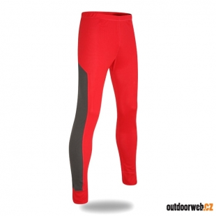 Pánské termo kalhoty NordBlanc - červené