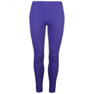 Dámské termo kalhoty Campri - Fialové