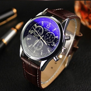 Analogové hodinky Yazole