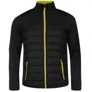 Pánská bunda Everlast Soft Shell, Černá