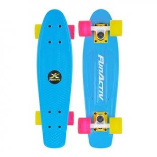 PAUD skateboard - Modrá