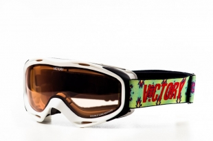 Lyžařské brýle Victory SPV 614 bílé - OTG