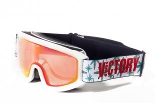 Lyžařské brýle Victory SPV 613 bílé