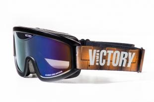 Lyžařské brýle Victory SPV 613 černé