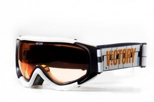 Lyžařské brýle Victory SPV 612 bílé