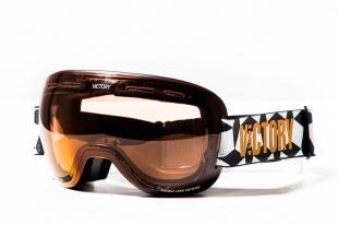 Lyžařské brýle Victory SPV 611 černé