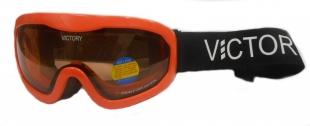 Lyžařské brýle Victory SPV 609A dětské oranžové
