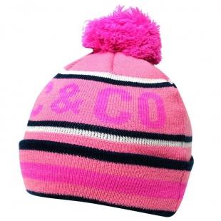 Dívčí zimní čepice Soul Cal Igloo Junior, růžová
