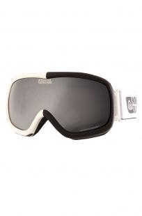 Lyžařské brýle Nordblanc GABLE, černobílé