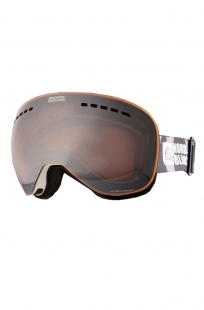 Lyžařské brýle Nordblanc TACTICLE, bílé