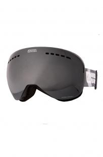 Lyžařské brýle Nordblanc TACTICLE, černé