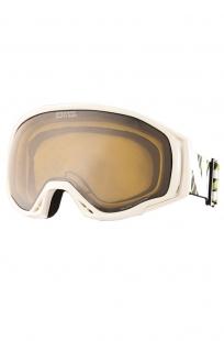 Lyžařské brýle Nordblanc LOOK, bílé