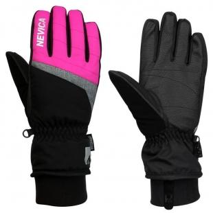 Dámské rukavice Nevica, růžové