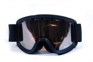 Dětské lyžařské brýle TOP EYE FASHION - černé