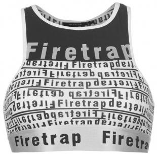Dámská sportovní podrpsenka Firetrap - černá