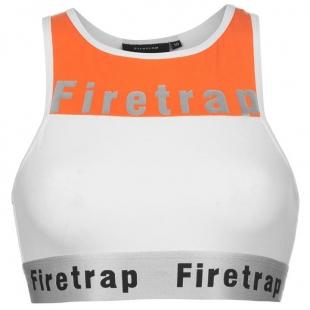 Dámská sportovní podrpsenka Firetrap - oranžová