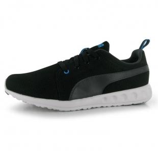 Puma Carson Run pánské Black/Grey