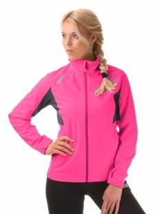 Dámská běžecká bunda NORDBLANC PERFECT - Růžová