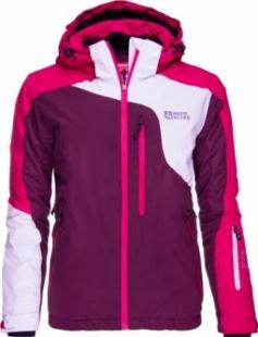 Dámská zimní bunda Nordblanc, růžová