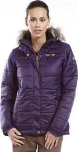 Dámská zimní bunda Alpine Pro ISABELLA