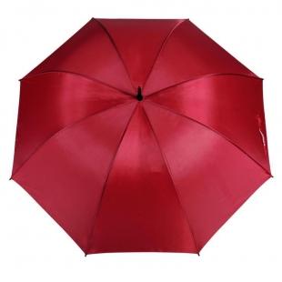 Deštník Dunlop 112cm, červený