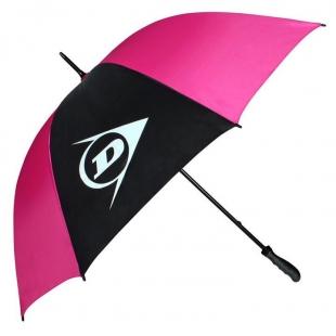 Deštník Dunlop 112cm, růžový