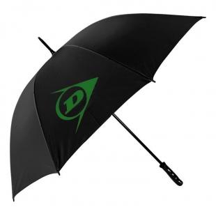 Deštník Dunlop 112cm, černý