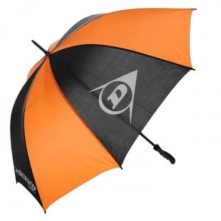 Deštník Dunlop 112cm, oranžový