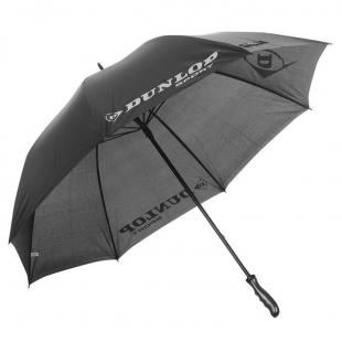 Deštník Dunlop 112cm, šedý
