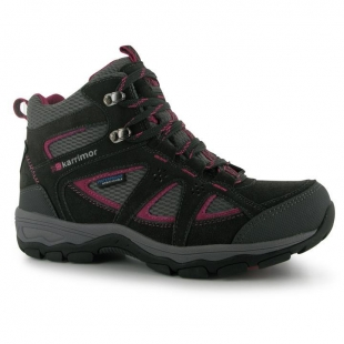 Karrimor Mountain Mid Top Ladies Walking Boots