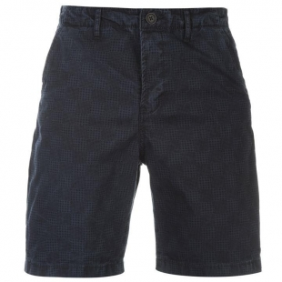 Soviet Check Shorts Mens