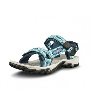 Dámské outdoorové sandály NORDBLANC Voyage - bazén. modrá