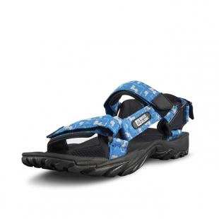 Pánské outdoorové sandály NORDBLANC Tour - in modrá