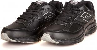 Pánské celokožené boty Lotto ANTARES , černé