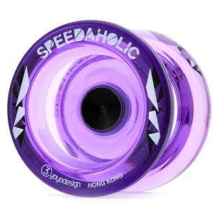 C3YoyoDesign Speedaholic v2.0 (Testovaný produkt)