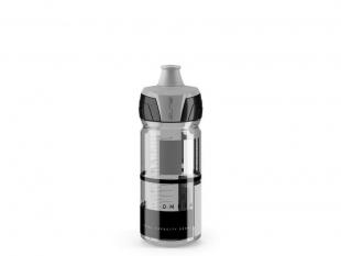 ELITE - láhev CRYSTAL OMBRA, kouřová/šedá 750 ml