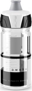 ELITE - láhev CRYSTAL OMBRA, čirá/šedá 550 ml