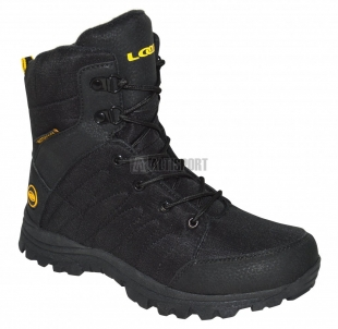 Pánské zimní boty Loap norwich černožlutá
