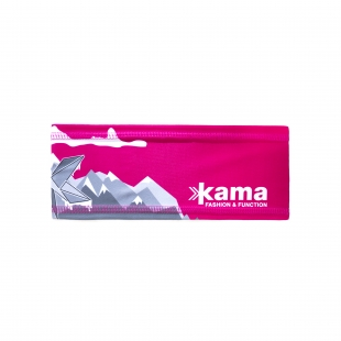 Běžecká čelenka Kama C37