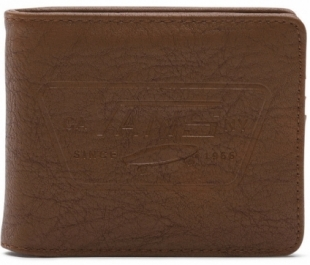 Peněženka Vans Full Patch Bifold - Golden Brown