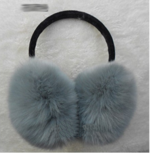 Dámské huňaté klapky na uši