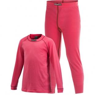 CRAFT ACTIVE MULTI 2-PACK dětské termoprádlo (triko + kalhoty)