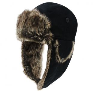 Lonsdale Chin Trapper Hat Junior
