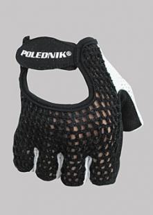 Fitness rukavice PLETENINA