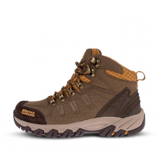 Dámské boty NORDBLANC Rugged Lady - fos. hnědá